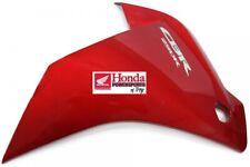 GENUINE HONDA OEM 2011-2012 CBR250R, CBR250RA RED RIGHT FAIRING COWL