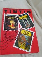 3 Adventures of Tintin castafiore emerald flight 714 and picaros Vol 7 Methuen