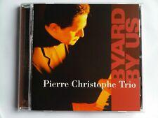 PIERRE CHRISTOPHE TRIO BYARD BY US - RARE & OOP CD JAKI BYARD - BLACK & BLUE