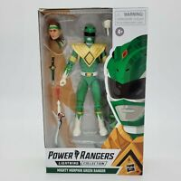 Power Rangers Lightning Collection MIGHTY MORPHIN GREEN RANGER Action Figure