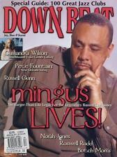 Charles Mingus Cassandra Wilson Downbeat Clipping