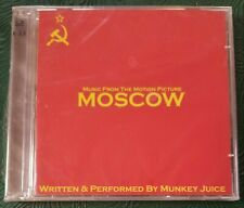 Munkey Juice -- MUSIC FROM THE MOTION PICTURE MOSCOW -- New, SS 2005 2-CD set!!