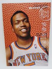 1996-97 UPPER DECK ROOKIE EXCLUSIVES DONTAE JONES #R12 NY KNICKS BASKETBALL CARD