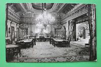 AK Baden Baden 1960 Spielbank Casino Innenansicht Möbel Roulette Kunst W8