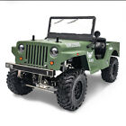 GMADE 1/10 GS01 MILITARY SAWBACK RTR RC JEEP TRUCK SCALE ROCK CRAWLER