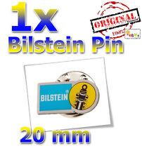 Original BILSTEIN Ansteck Pin Sticker Decal Autocollant Shock absorber Fahrwerk