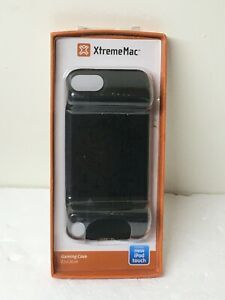 NEW XtremeMac Black Gaming Case for iPod Touch 5th Generation