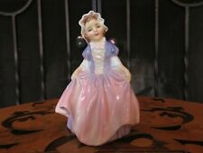 Royal Doulton Dinky Doo Early Lavender Hn1678 Figurine Leslie Harradine (1933)