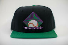 Kauai Emeralds Hawaii Winter Baseball Vintage MiLB New Era Snapback Wool NWOT