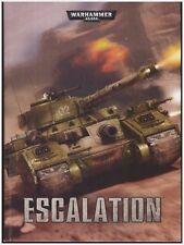 GW: Warhammer 40k - Escalation Supplement (Hardcover) Games Workshop