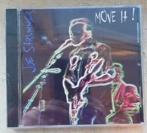 Joe Strummer CD .Move It. Live 2002 New