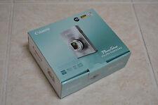 Canon PowerShot ELPH 520 HS / IXUS 500 HS 10.1MP Digital Camera - Silver