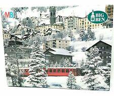 1989 Milton Bradley Big Ben 1000 PC Jigsaw Puzzle Berchtesgaden West Germany