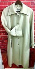 Vintage Cojana for Harrods Camel Hair Wool Coat Made in England