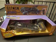 Batman Remote  Control Batmobile DC Comics 1989 Toy Biz RC Car