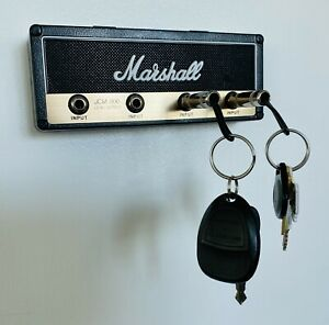 MARSHALL AMPLIFIER - WALL MOUNTED KEY HOLDER  - ROCK & ROLL - NEW