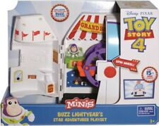 NEW Toy Story 4 Mini Buzz Lightyear Playset from Mr Toys