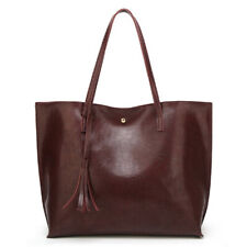 Women Leather Handbags Lady Large Tote Bag Female Pu Shoulder Bags New 8 styles