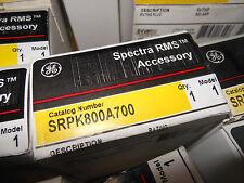 GE Spectra SRPK800B500 500amp circuit breaker rating plug new in box Warranty