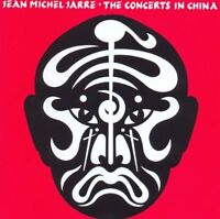 JEAN MICHEL JARRE THE CONCERTS IN CHINA REMASTERED 2 CD NEW