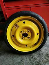 Mazda 2 New Full Size Spare Wheel /& New Tyre 185//65//15 New Jack /& Wheel Spanner