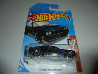 Hot Wheels 15 Dodge Challenger SRT NEW FREE POSTAGE WITH TRACKING