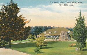 SALEM NH – Canobie Lake Park Bowling Pavilion