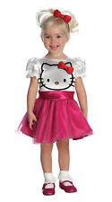 Hello Kitty Disfraz Tutú Disfraz para niña