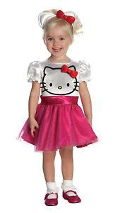Hello Kitty Tutu Costume Fancy Dress For Girl's