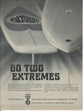 1968 Dextra Surfboard Ad/ Costa Mesa CA