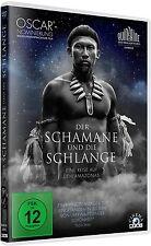Der Schamane und die Schlange - Eine Reise auf dem Amazonas DVD NEU + OVP!