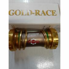 Cartucho eje pedalier GOLD RACE FSA  Cerámico Mega Exo 24mm Alta gama (Oferta)