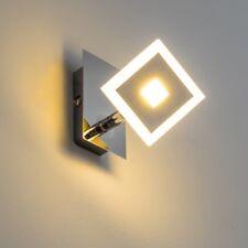 LED Spot Wandlampe Design Leuchte Flur Schlaf Wohn Ess Zimmer Büro Strahler 1er