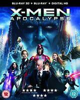 X-Men: Apocalypse [Blu-ray] [DVD][Region 2]