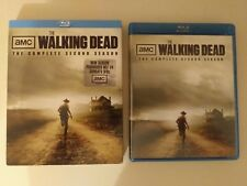 THE WALKING DEAD THE COMPLETE SECOND SEASON Blu-ray 4 Disc Set