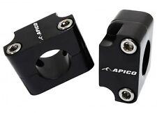 Apico Fat Bar Fatbar Handlebar Mounting Kit 28mm YAMAHA YZ YZF RMZ RM Clamps