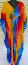 Long  Kaftan Dress Casual or dressy Grecian fall Boho Plus size 16-24 New