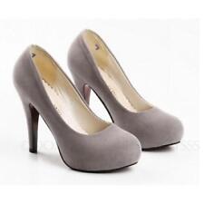 Stiletto Medium Width (B, M) Slip On Heels for Women