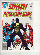 SUPERBOY AND THE LEGION OF SUPER HEROES #239 VF/NM