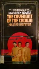 The Covenant of the Crown No. 4 by Howard Weinstein (1983, Paperback)