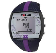 POLAR FT7 Ladies Heart Rate Monitor Running Watch +CHEST STRAP NEW - Purple