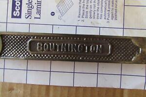 """SOUTHINGTON 10"""" angle gauge, vintage, rafter gauge, sliding"""