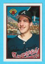 1989 Bowman Tiffany John Smoltz Atlanta Braves #266
