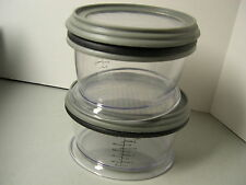 2 - Progressive Prepworks Graters Sifters and Containers