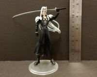 NEW SHIPS FROM US! SIZE 43L x 31W INCH FINAL FANTASY SEPHIROTH WALL SCROLL