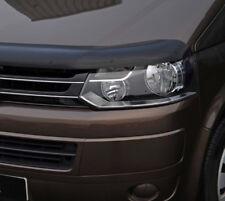 Bonnet Trim Protector Guard Deflector To Fit Volkswagen T5 Transporter 10-15