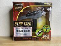 Star Trek Original Series Phaser Pistol by Art Asylum Original 2 in 1 Design