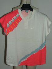 Maillot T-Shirt Tennis Pôle Vintage Nike Agassi Challenge Taille M