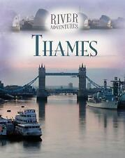 Thames (River Adventures), Very Good Condition Book, Manning, Paul, ISBN 9781445