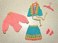 Barbie:  VINTAGE Complete GYPSY SPIRIT Outfit!
